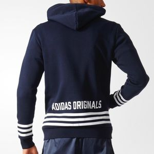 Brand New - Adidas Originals Graphic Hoodie